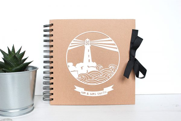 Lighthouse Guestbook KTD