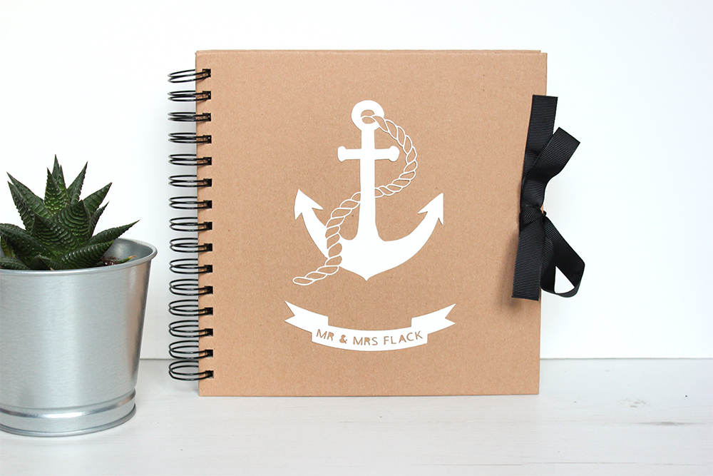 Anchor Guestbooks