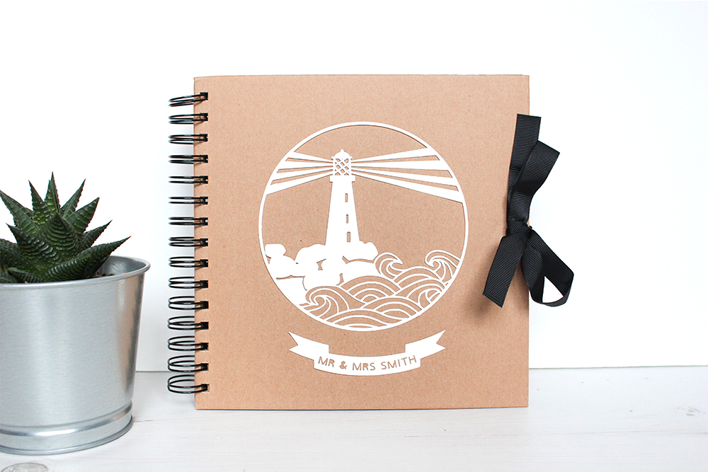 Lighthouse Guestbook