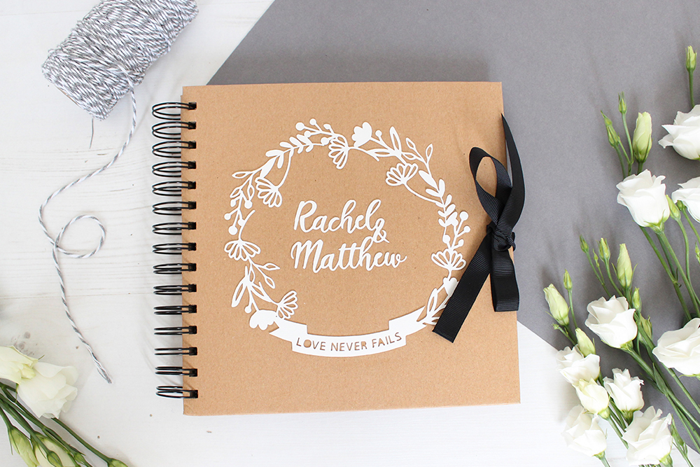 Love Never Fails Guestbook